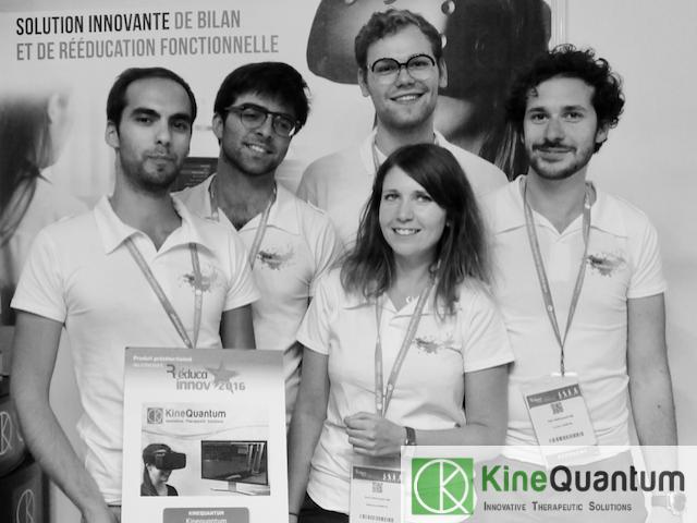 KinéQuantum: une solution innovante de bilan et de rééducation fonctionnelle