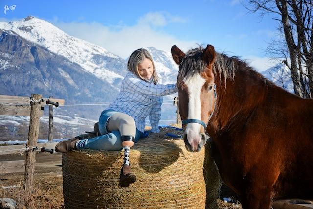 Association Handidream: Au delà du handicap, le tour de France à cheval.